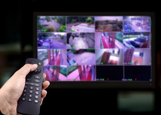 CCTV Surveillance System Monitoring
