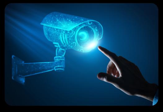 Smart Camera Digital Graphic