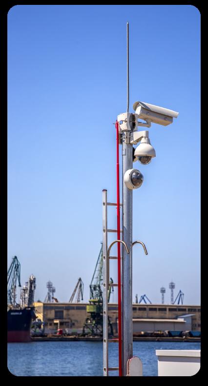 Smart Camera Surveillance System