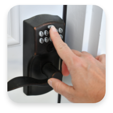 Access Control System With PIN Number