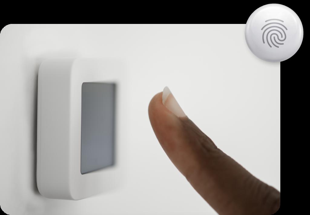 Business Security Fingerprint Reader