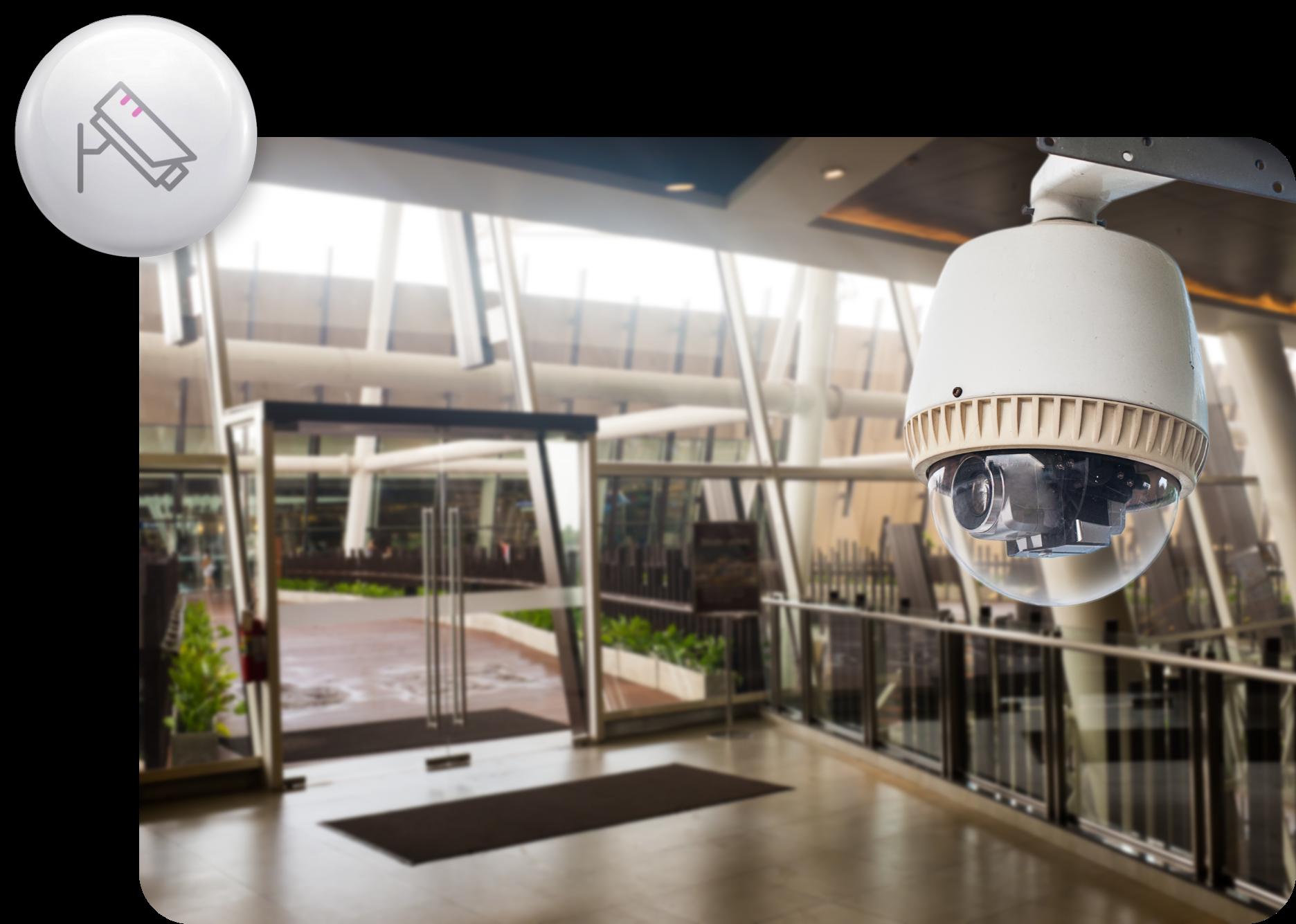 Business Security CCTV Camera