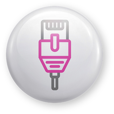 Cabling Icon