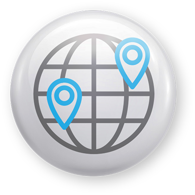 Geofencing Icon