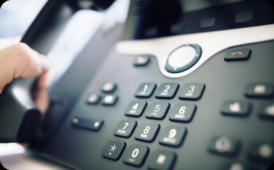 Hybrid PBX Office Telephone